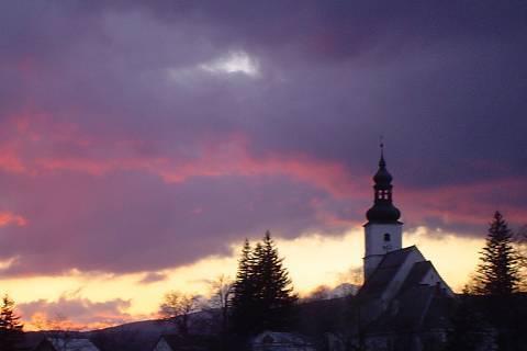 FOTKA - západ slunce 4
