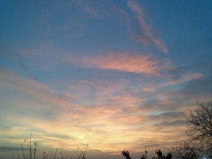 FOTKA - Ranní svítání,.