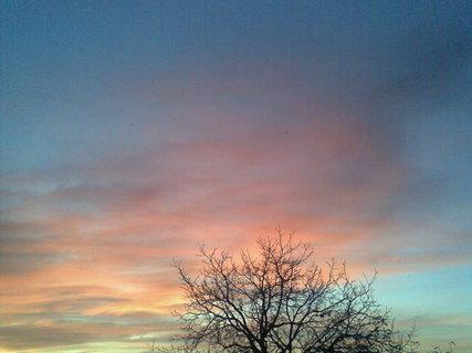 FOTKA - Zářící nebe 1