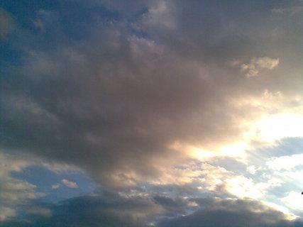 FOTKA - Sluníčko za mraky 2