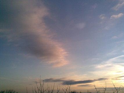 FOTKA - Malované nebe