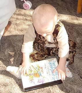 FOTKA - Také se číst naučím