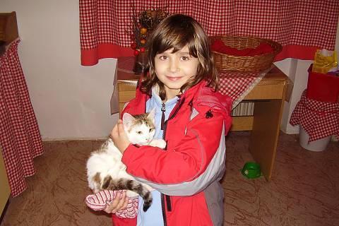 FOTKA - Adélka s Elzou