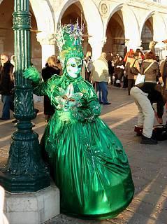 FOTKA - Karneval v Benátkách :-)