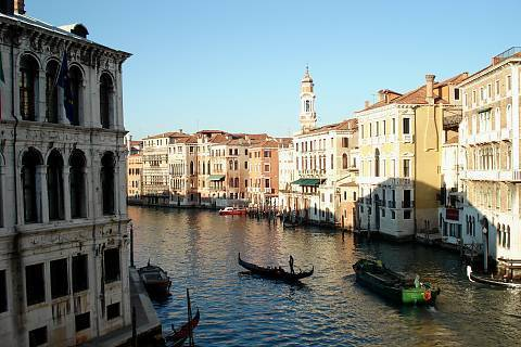 FOTKA - Benátky :-)