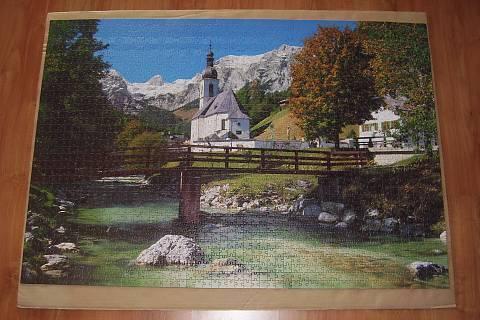 FOTKA - Puzzle 2000 dílků