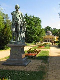 FOTKA - Lázeňský záběr s Josefem II