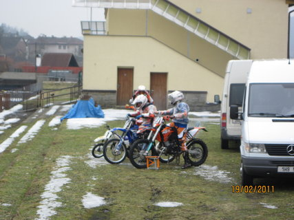 FOTKA - Motocrosoví závodníci