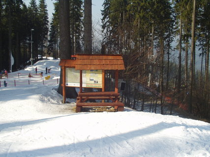 FOTKA - Horní stanice lanovky