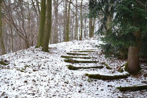 FOTKA - Dodané schody