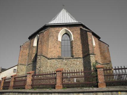 FOTKA - Švédská kaple - barvy