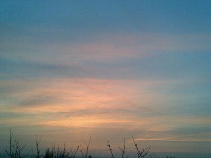 FOTKA - Červánkové nebe 2