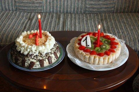FOTKA - oslava prvních narozenin