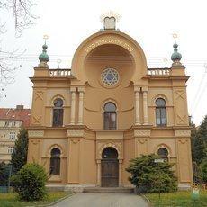 Židovská synagoga v Čáslavi