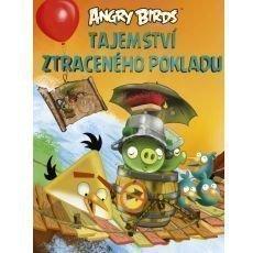 Angry Birds Tajemství ztraceného pokladu a Angry Birds Návnada