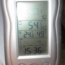 tropické teploty