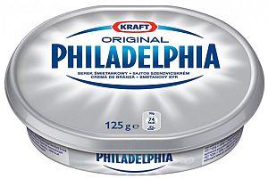 sýr Philadelphia original