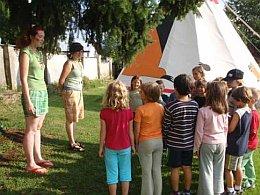 Letní tábor Šumava