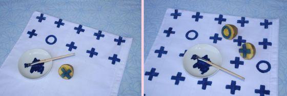 výroba polštáře
