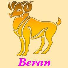 Beran - horoskop na rok 2017