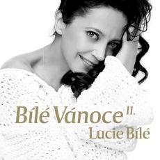 Všechny barvy vánočních svátků na jednom albu: Bílé Vánoce Lucie Bílé II.