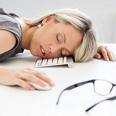 jak efektivně překonat únavu v práci