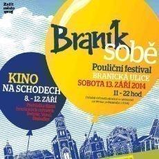Festival Braník sobě 2014 již v sobotu 13.9. 2014