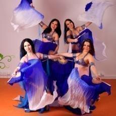 Ze života orientálních tanečnic