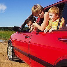 Jedete autem na letní dovolenou?