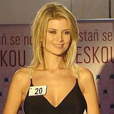 Česká Miss 2009 - Iveta Lutovská