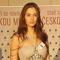 Česká Miss 2009 - Leona Grešáková