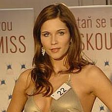 Česká Miss 2009 - Nicola Mináriková