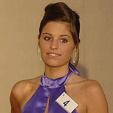 Česká Miss 2009 - Tereza Budková