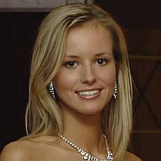 Česká Miss 2009 - Veronika Žídková