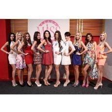 Finalistky České Miss 2013 odlétají do Filipín