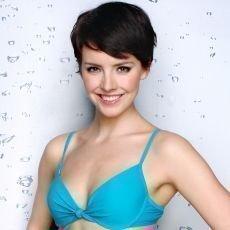 Česká Miss 2013 - finalistka č. 7 - Gabriela Kratochvílová
