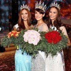 Gabriela Kratochvílová je vítězkou soutěže Česká Miss 2013