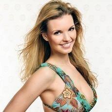 Česká Miss 2014 - finalistka č. 6 - Kamila Bezpalcová
