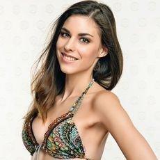 Česká Miss 2014 - finalistka č. 9 - Martina Hlavničková