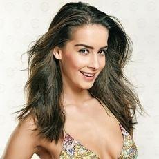 Česká Miss 2014 - finalistka č. 5 - Nikola Buranská