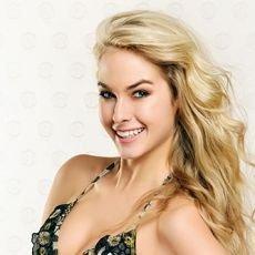 Česká Miss 2014 - finalistka č. 4 - Simona Dvořáková