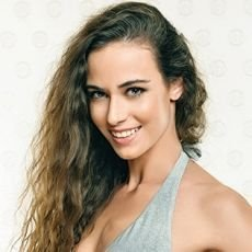 Česká Miss 2014 - finalistka č. 7 - Tereza Skoumalová