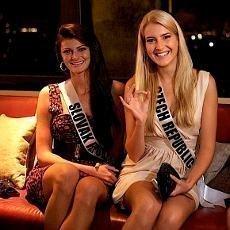 Jitce Nováčkové přidělili na Miss Universe chůvičku