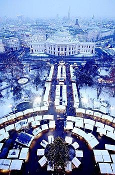 Vídeň - Ring Boulevard