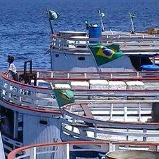 Cestománie: Brazílie – Amazonie – Proti proudu Amazonky