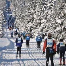 Běhy na lyžích ČEZ Jizerská 50 již tento víkend