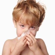 rýma, alergie, astma