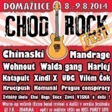 Chodrockfest 2014 nabídne bohatý program