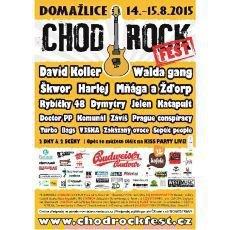 Chodrockfest 2015 nabídne bohatý program