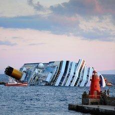 Potopení lodi Costa Concordia - rok po tragédii